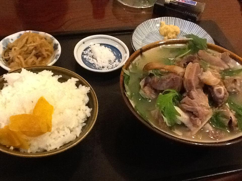 No.1やぎ料理 ~ かりゆし